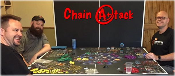 Chain Attack Podcast